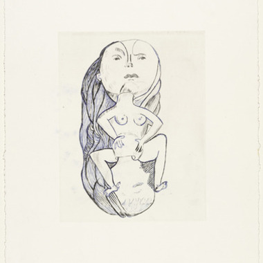 Louise Bourgeois Birth
